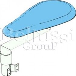 Buck base without a form for ironing tables: FR/F, BR/A, BR/A-L, BR/F-PV, FR/F/PV, FR/FC/PV.