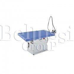 Stół prasowalniczy do stabilizacji dzianin MP/F/PV (zdjęcie przedstawia urządzenie wraz z akcesoriami sprzedawanymi osobno)