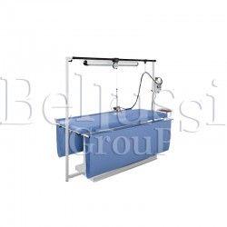 Stół prasowalniczy prostokątny do zasłon MP/F/T 300x100