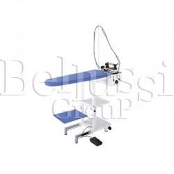 Stół prasowalniczy składany  Comelux Maxi C Inox (zdjęcie przedstawia urządzenie wraz z akcesoriami sprzedawanymi osobno)