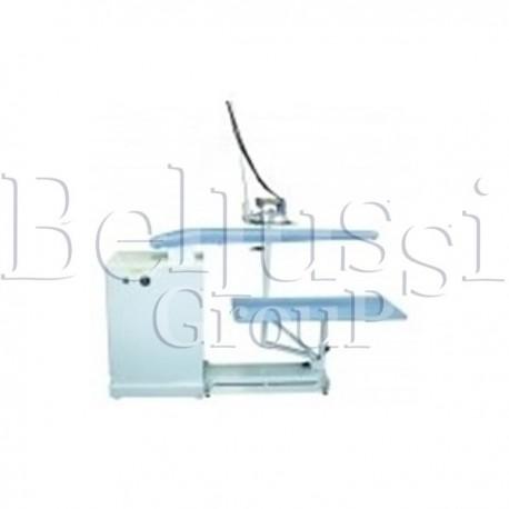 Stół prasowalniczy do szwów nogawek spodni BR/A-L (zdjęcie przedstawia urządzenie wraz z akcesoriami sprzedawanymi osobno)