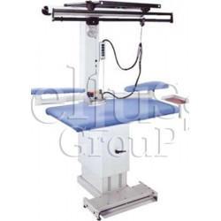 MP/A-S rectangular ironing table