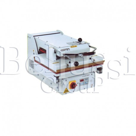 Manual fusing press Comel PL/T 500