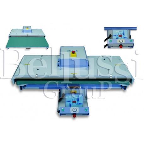 Pneumatic fusing press Comel PL/T 1250 PNEUM