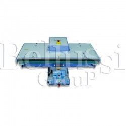 Pneumatic fusing press Comel PL/T 500 PNEUM