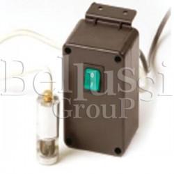 Lampka halogenowa w oprawie aluminiowej do maszyn szwalniczych  (I/I/3)