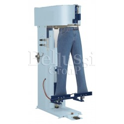 MPT-823/D universal pneumatic ironing press for trousers