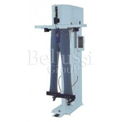 Universal pneumatic topper (finisher) for trousers MPT-823/DLF