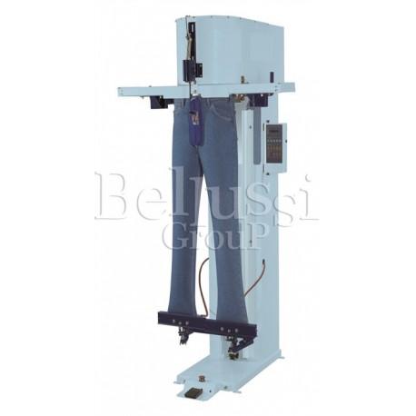 Uniwersalna pneumatyczna prasowalnica do spodni MPT-823/DLF