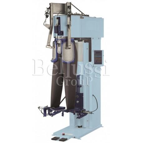 Uniwersalna pneumatyczna prasowalnica do spodni MPT-823/DP2