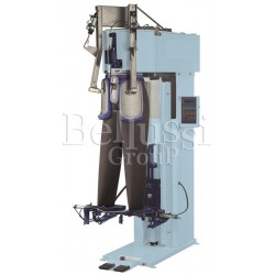 Universal pneumatic ironing press for trousers MPT-823/DP2F