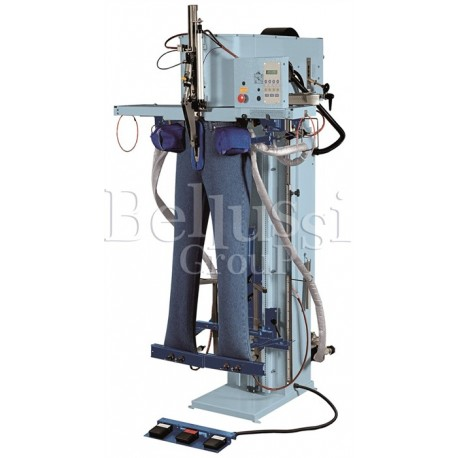 MPT-823/R pneumatic ironing press for trousers