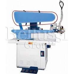 AT-770/L SPECIAL pneumtaic press with plate for ironing trousers legs