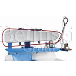 Prasa manualna ST-702/LL z płytą do prasowania nogawek spodni