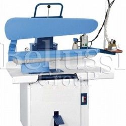 ST-702/U manual press with universal plate for trousers