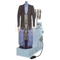 M781/GV universal dummy with sleeve stringings for ironing outewear