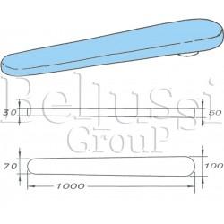 Prasulec forma rękawa 1000 mm  podgrzewany elektrycznie z pokrowcem (II/Ł/2)