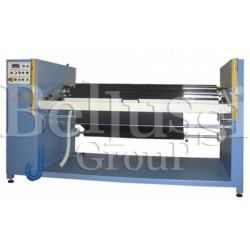Minicut machine for hot cutting, length 100 cm.