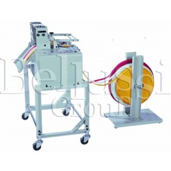 TBC50LHAIR device for hot cutting of tapes, with regulation of melting timegulacją czasu przytapiania TBC50LHAIR