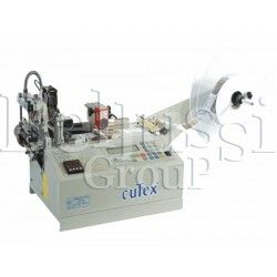 TBC50SH device for hot cutting tapes with overprint