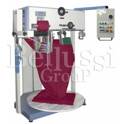 Machine for ribbon cutting from sleeve TPM/1000