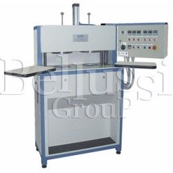 P92 machine for embossing bras