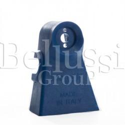 Element rączki żelazka - obudowa tylna