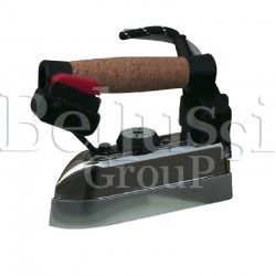Iron dedicated for ironing trouser's seams 1,3 kg - OPEN