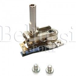 Thermostat for screws for Comel and Brook irons