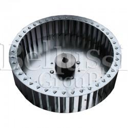 Wirnik silnika odsysacza przemysłowego do stołów typu BR, MP i FR/F