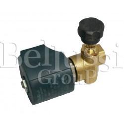 Angle big solenoid valve Ceme