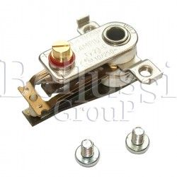 Thermostat for screws for 1,5 L steam generators and ironing tables