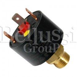 """Czujnik ciśnienia (regulator ciśnienia) z gwintem 1/4"""" do wytwornic pary FB/F 25 litrów oraz stołów typu MP/F/PV  (I/X/93)"""