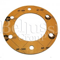 Uszczelka kotła (kryzy grzałek) do wytwornicy FB/F 25 L oraz stołów MP/F/PV