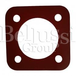 Uszczelka kwadratowa silikonowa do grzałki aluminiowej lub miedzianej do wytwornic i stołów 5 l