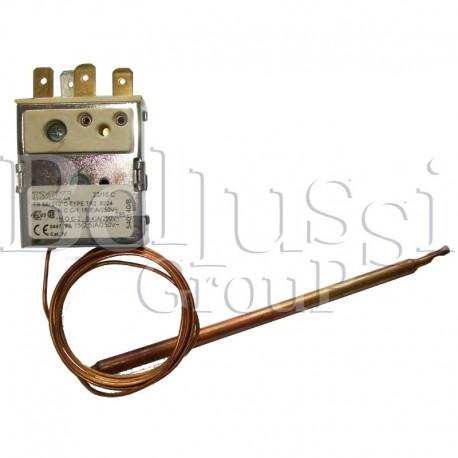 Termostat 0-210 C do wytwornicy pary Pratika oraz stołów Comelux Maxi C5 i Futura RC5