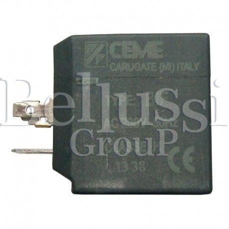 Uzwojenie elektrozaworu kątowego małego CEME A0395