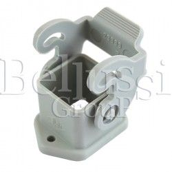 Straight 4-pins gasket