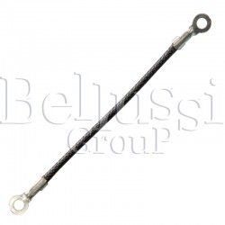 Electrical cable heater-thermostat for Comel iron