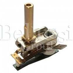 Thermostat on pins for Comel irons
