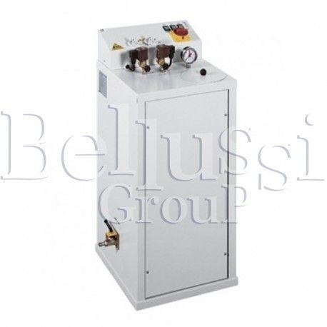POEKSPOZYCYJNA wytwornica pary FB/F 7 L 4 KW z pompą wirową i podłączeniem do dwóch żelazek