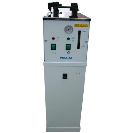 AFTER EXHIBITION Pratika CMP steam generator with pump
