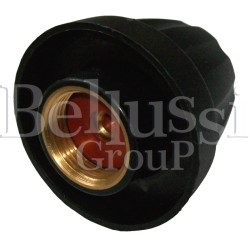 Safety valve - cap with spring 3/4""