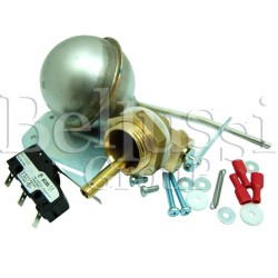Complete float for FB/F steam generator
