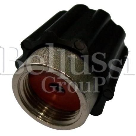 Zawór bezpieczeństwa - korek bez sprężynki 3/4 GW