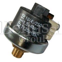 Czujnik ciśnienia (regulator ciśnienia) do 4 bar 1/8 GZ do wytwornic i stołów Batistella