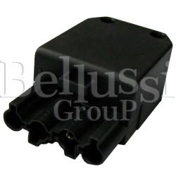 Socket for plug for Battistella steam generators