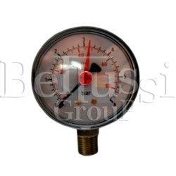Manometer for FB/F 25L steam generator