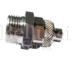 Connector on teflon tube 10 mm for electropump
