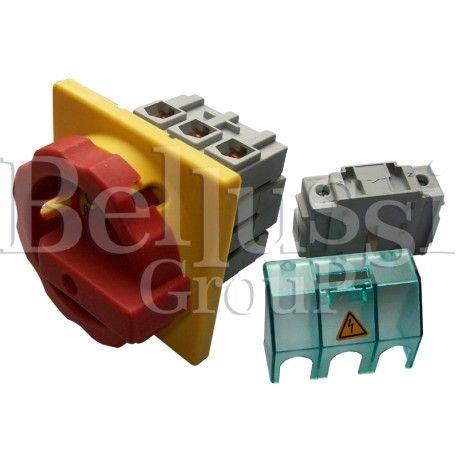 Wyłącznik główny (pokrętło) do wytwornicy FB/F 25 l oraz MP/F/PV